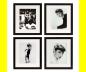 Постер Audrey Hepburn (4 шт.) 104162