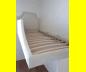 Детская кровать на подвесных механизмах